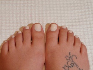weddingtoes